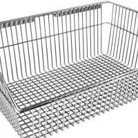 Medical storage wire baskets